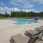 RV Resort Swimming pool