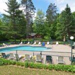 Timber Kove Resort Swimming